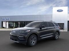 New 2020 Ford Explorer Platinum SUV 200016 in El Paso, TX