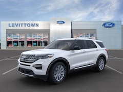 2021 Ford Explorer Limited SUV for sale on Long Island