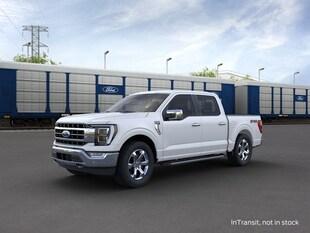 2021 Ford F-150 Lariat Truck SuperCrew Cab 4x4