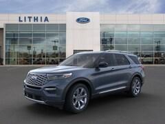 New 2021 Ford Explorer Platinum Sport Utility Idhao Falls