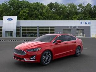 2020 Ford Fusion Titanium Sedan 3FA6P0D93LR160088