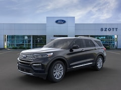 New 2020 Ford Explorer Limited SUV for sale in Holly, MI
