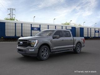 2021 Ford F-150 Lariat 4WD Supercrew 5.5 Truck SuperCrew Cab