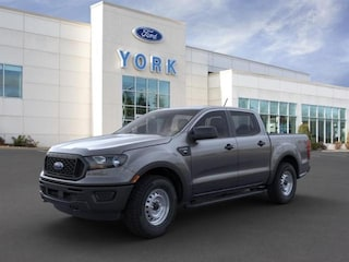 2020 Ford Ranger XL 4WD Truck SuperCrew