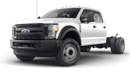 2019 Ford F-550 Chassis XL 4WD Crew Cab 179 WB 60 CA