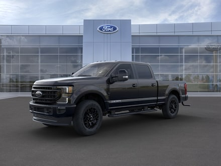 Featured New 2021 Ford F-250SD Lariat Truck for Sale in West Branch, MI