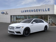 New 2020 Lincoln Continental Reserve Sedan Lawrenceville New Jersey