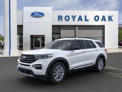 New 2020 Ford Explorer XLT SUV in Royal Oak, MI