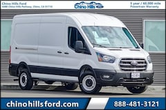 New 2020 Ford Transit-250 Cargo Base Van Medium Roof Van for sale in Chino, CA
