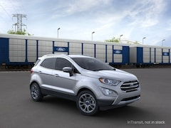 New 2020 Ford EcoSport Titanium Crossover FAB201544 in Getzville, NY