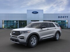 New 2020 Ford Explorer XLT SUV 1FMSK7DH7LGA90234 in Holly, MI