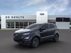 New 2020 Ford EcoSport S SUV JF20127 in Jamestown, NY