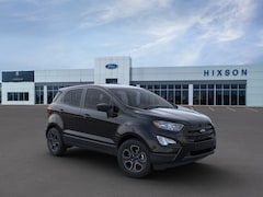2020 Ford EcoSport S SUV Front Wheel Drive For Sale in Alexandria, LA