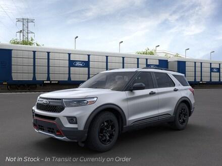 2021 Ford Explorer Timberline SUV