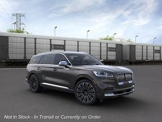 New 2021 Lincoln Aviator Black Label SUV Norwood