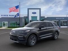 2020 Ford Explorer Plat AWD SUV