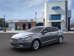 New 2020 Ford Fusion SE Sedan for sale in Lebanon, NH