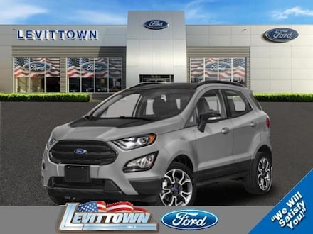 Featured New 2019 Ford EcoSport SES SUV for Sale in Levittown, NY