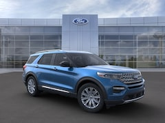 New 2020 Ford Explorer Limited SUV 1FMSK8FH5LGA50429 in Rochester, New York, at West Herr Ford of Rochester