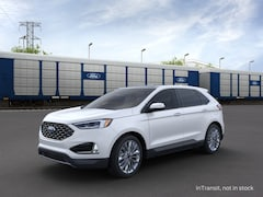 New 2020 Ford Edge Titanium SUV For Sale in Gaffney, SC