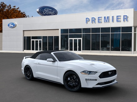 Featured New 2019 Ford Mustang Ecoboost Convertible for Sale in Brooklyn, NY
