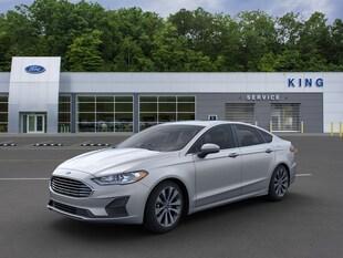 2020 Ford Fusion SE Sedan 3FA6P0T90LR202914