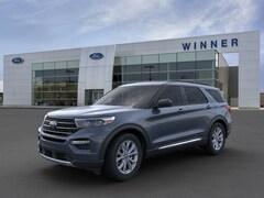 New 2021 Ford Explorer XLT SUV for sale in Dover, DE