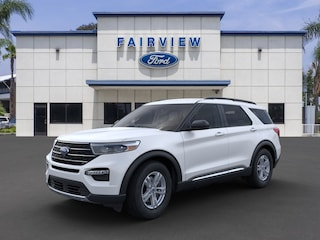 New 2020 Ford Explorer XLT SUV 1FMSK7DH9LGD17651 For sale near Fontana, CA