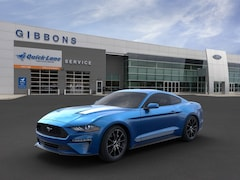 New 2020 Ford Mustang Ecoboost Coupe for sale near Scranton, PA