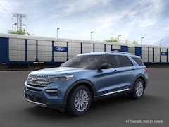 2020 Ford Explorer Limited SUV for sale in Jacksonville at Duval Ford