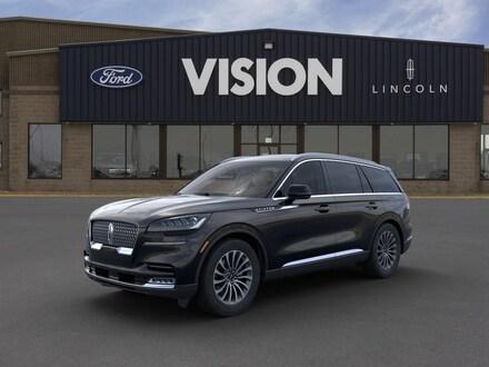 2021 Lincoln Aviator Reserve All-wheel Drive