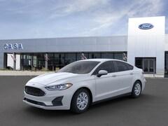 New 2020 Ford Fusion S Sedan 200989 in El Paso, TX