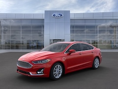 New 2020 Ford Fusion Energi Titanium Sedan in Mahwah