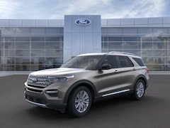 New 2021 Ford Explorer Limited SUV in Mahwah