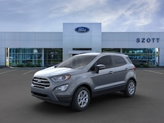 New 2020 Ford EcoSport SE SUV for sale in Holly, MI