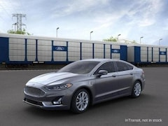 2020 Ford Fusion Energi Titanium Sedan near Boston
