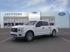 New 2020 Ford F-150 STX Truck SuperCrew Cab 1FTEW1EP2LFC27496 in Long Island