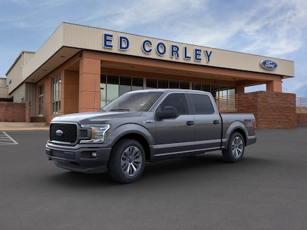 2019 Ford F-150 STX Compact