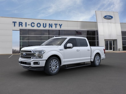 New 2020 Ford F-150 Limited SuperCrew Radcliff, Kentucky