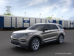2021 Ford Explorer Platinum SUV for sale in Riverhead at Riverhead Ford