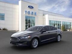 2020 Ford Fusion SE Sedan near Boston