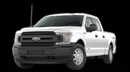 2018 Ford F-150 XL XL 4WD SuperCrew 6.5 Box