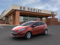 New 2019 Ford Fiesta SE Hatchback 3FADP4EJ9KM152628 Gallup, NM