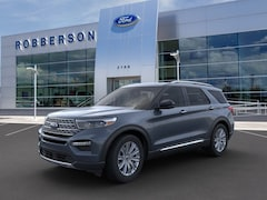 New 2021 Ford Explorer Limited SUV for Sale in Bend, OR