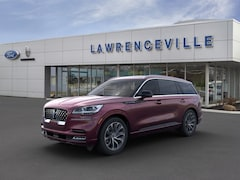 New 2021 Lincoln Aviator Grand Touring SUV Lawrenceville New Jersey