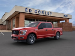 New 2019 Ford F-150 STX 1FTEW1EP7KKC98148 Gallup, NM