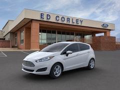 New 2019 Ford Fiesta SE Hatchback 3FADP4EJ6KM121661 Gallup, NM