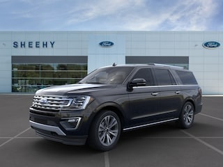 New 2020 Ford Expedition Max Limited SUV in Ashland, VA