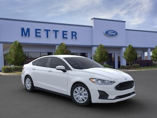 New 2020 Ford Fusion S Sedan for sale in Metter, GA