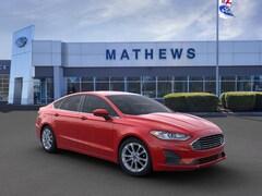 2020 Ford Fusion SE Sedan 3FA6P0HD0LR219743